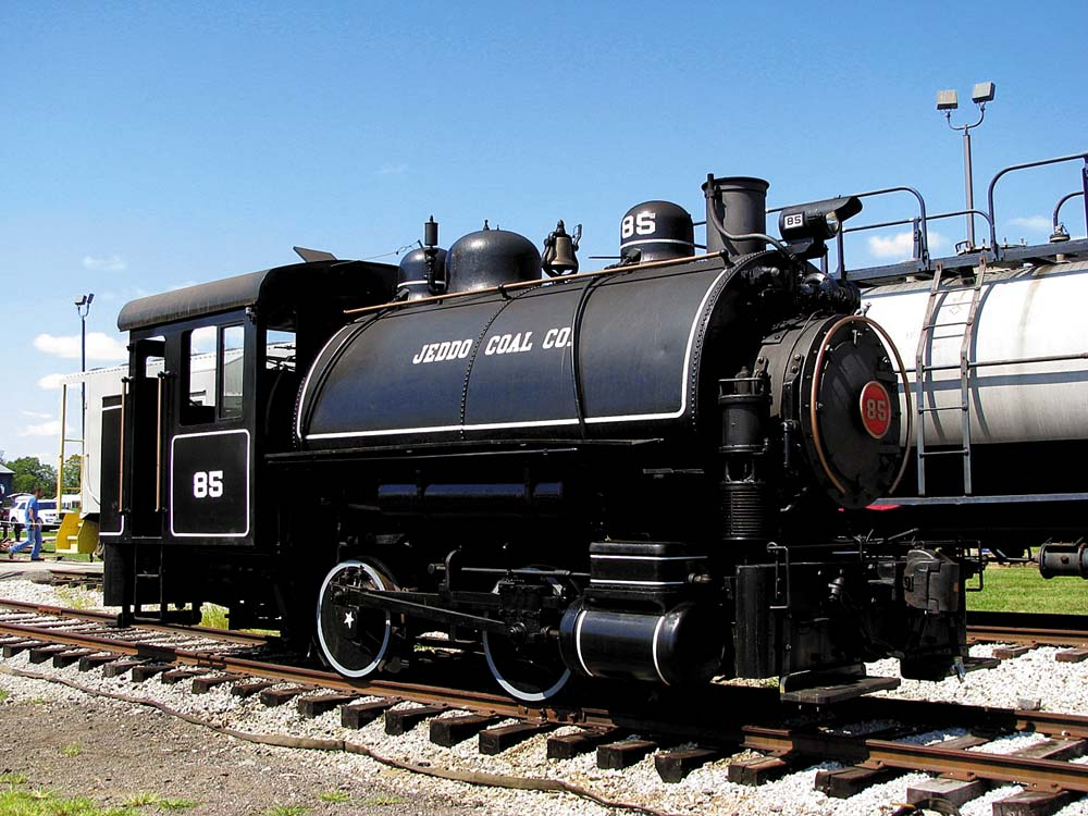 Railroad To Offer Steam Train Rides | TownLively